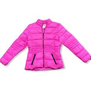Justice Lightweight Packable Puffer Jacket